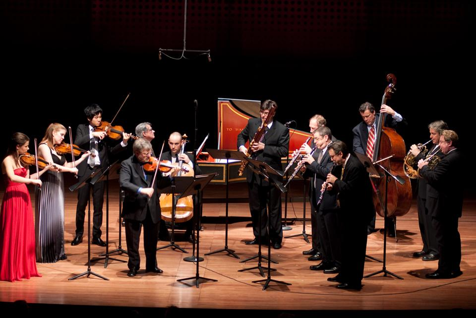 The chamber music society of lincoln center robert and for Chambre orchestra